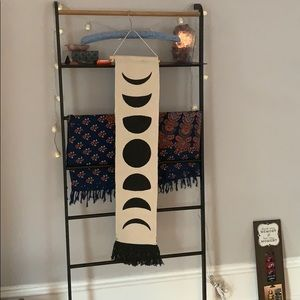 Urban Outfitters Other - Urban Outfitters Moon phase wall hang